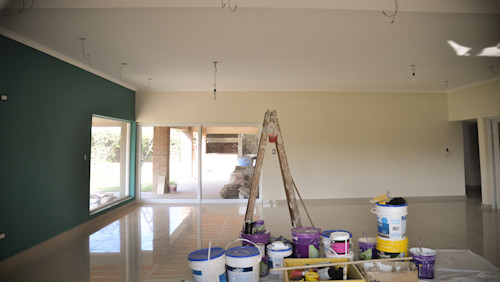 How to paint your home like a professional