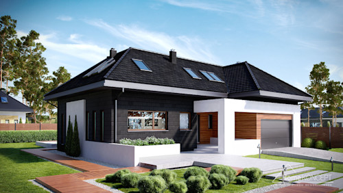 A modern house for lovers of elegance!