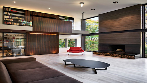 A minimalist home with a big dose of elegance