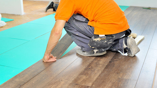 This is how you lay laminate flooring- a guide