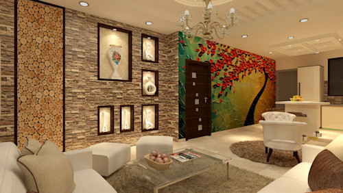 Delightful 15 Creative Interior Design Ideas For Indian Homes