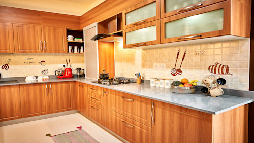 8 Kitchen cabinet door styles that leave you spoiled for choice!