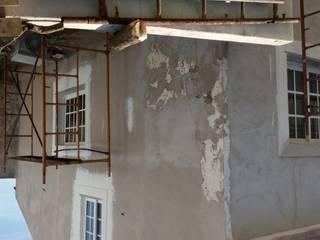 Reabilitação Exterior e Interior de Moradia Localizada em Olhalvo - Alenquer por Rei - Revestimentos Exteriores e Interiores