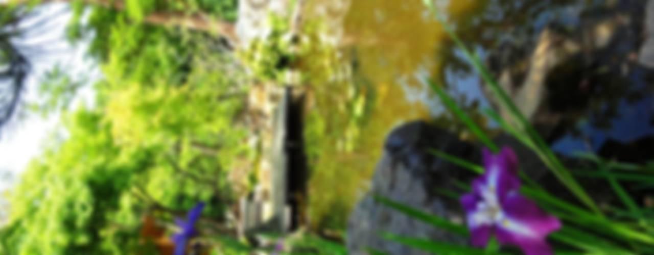 大きな日本庭園 オリジナルな 庭 の 木村博明 株式会社木村グリーンガーデナー オリジナル