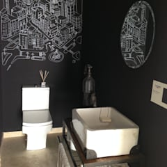 حمام تنفيذ Azora Estudio, إنتقائي