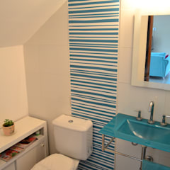 VIVIENDA VP: Baños de estilo  por epb arquitectura