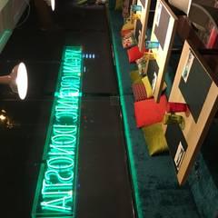 VEGAN ORGANIC DONOSTIA: Bares y Clubs de estilo  de asieracuriola arquitectura