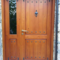 Wooden doors by Erim Mobilya