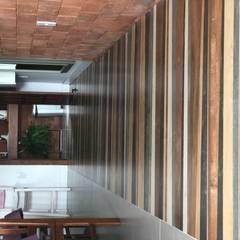 Hoteles de estilo  por Escritorio de Arquitetura Karina Garcia