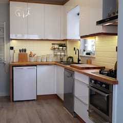 Erim Mobilya  – Mutfak Dolabı:  tarz Ankastre mutfaklar