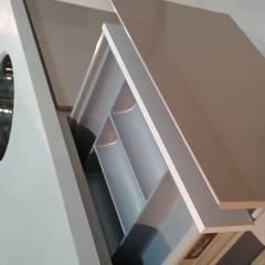 Cocina Cedritos: Cocinas integrales de estilo  por Insitu Hogar, Moderno