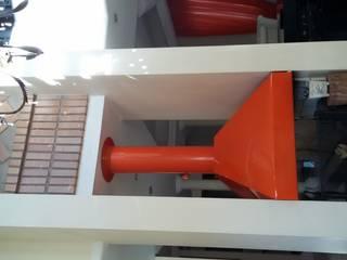 modern  by Kauer Arquitetura e Design, Modern