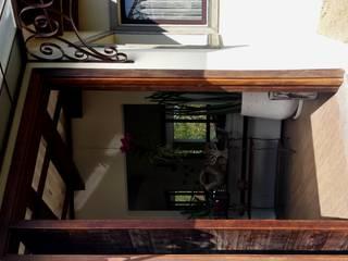 Casa aconchegante: Janelas   por Barbara Fantelli arquitetura e interiores