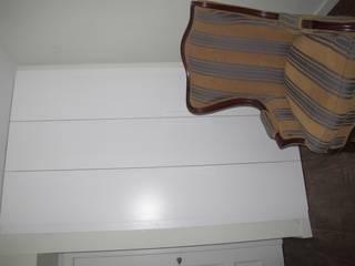 Vivenda mixta clásico/mínimal Dormitorios de estilo ecléctico de Estudio Cot Ecléctico