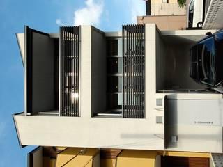 自然素材の家: 福島工務店株式会社が手掛けた家です。