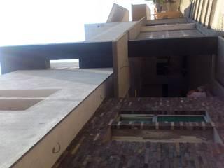 CASA BALLENA: Casas de estilo  por DISEÑO APLICADO AVANZADO DE GUADALAJARA 2