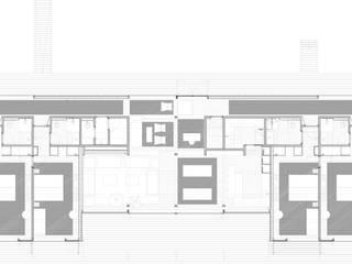 Modern hotels by RUSTICASA Modern
