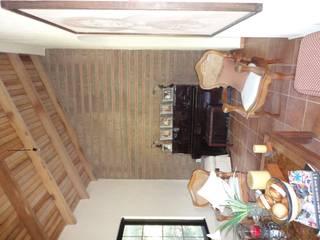CASA COMALA Salones rurales de ARQUITECTOS BARRERA OSORIO Rural