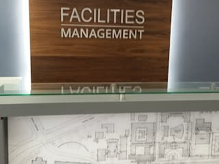Facilities Management University of Pretoria : industrial  by SIGNAGE 360 PTY LTD, Industrial