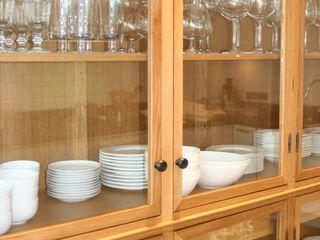 KKS HOUSE Esra Kazmirci Mimarlik Modern kitchen White