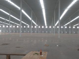 vertikal Ruang Komersial Klasik Aluminium/Seng White