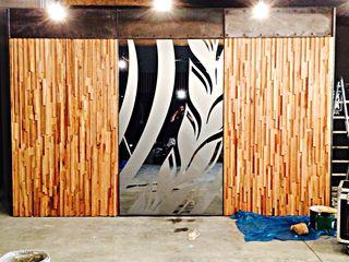 Hazine Dekorasyon Interior landscaping Wood Wood effect
