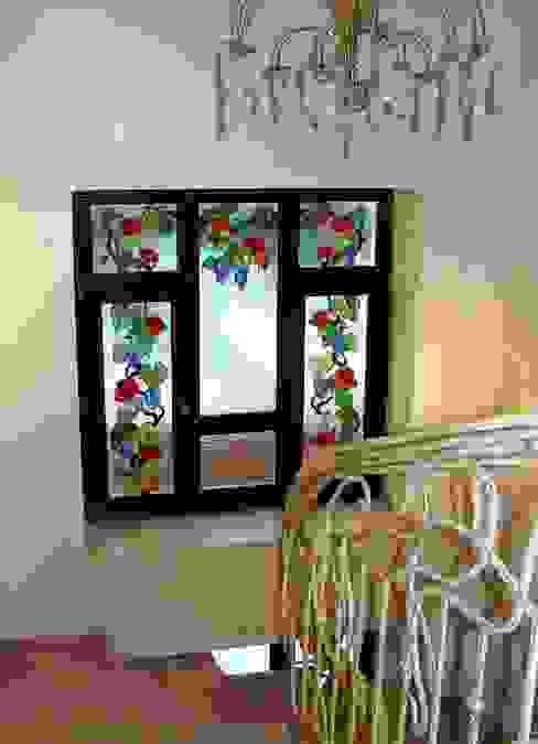 Experiments in art Nouveau style Окна и двери в стиле модерн от D O M | Architecture interior Модерн