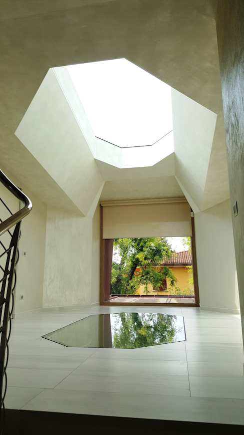 Arredamento Villa di Studio Ph09 (progress house) Moderno