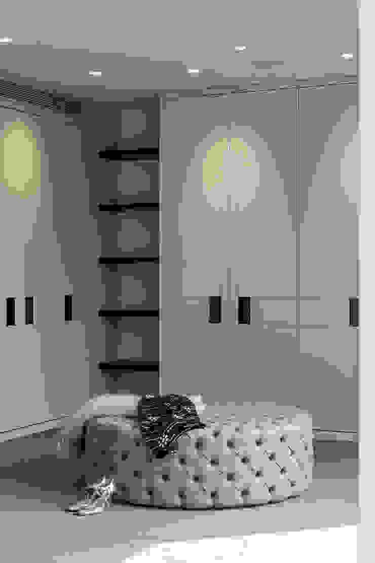 Dressing room โดย Studio Mark Ruthven โมเดิร์น