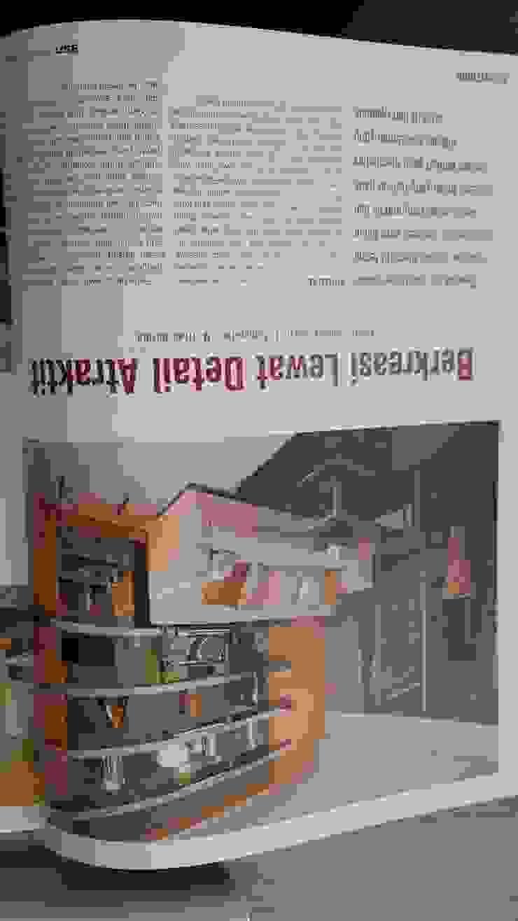 Livingroom area Ruang Keluarga Modern Oleh Kottagaris interior design consultant Modern