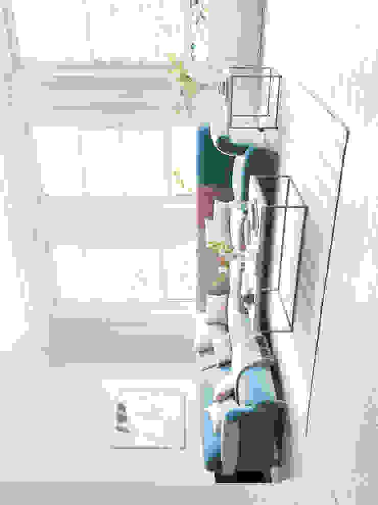 Soufflé modular corner sofa Salon moderne par Loaf Moderne