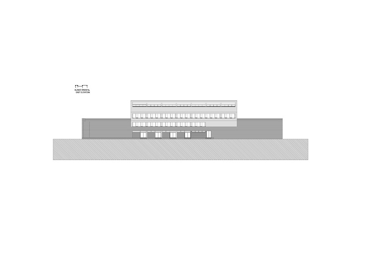 Facultad Arquitectura UPB de ARQUITECTOS URBANISTAS A+U Moderno