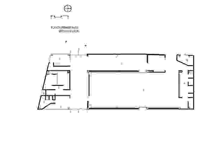 Casa Teatro Poblado de ARQUITECTOS URBANISTAS A+U Moderno