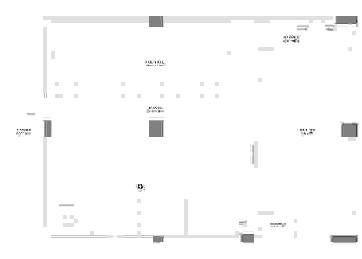 Furniture layout: modern  by The Interior Workshop,Modern