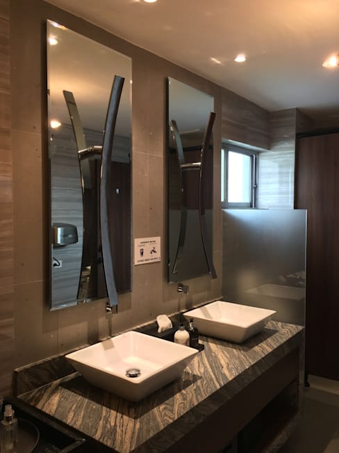 2015 PROJECTS:  Bathroom by MKC DESIGN