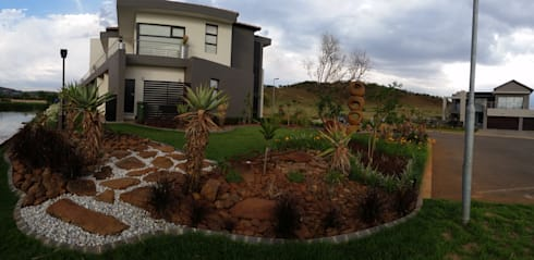 Landscaping Project: modern Garden by Liquid Landscapes