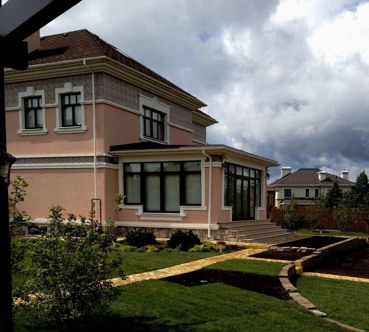 Experiments in art Nouveau style: Jardins  por D O M | Architecture interior