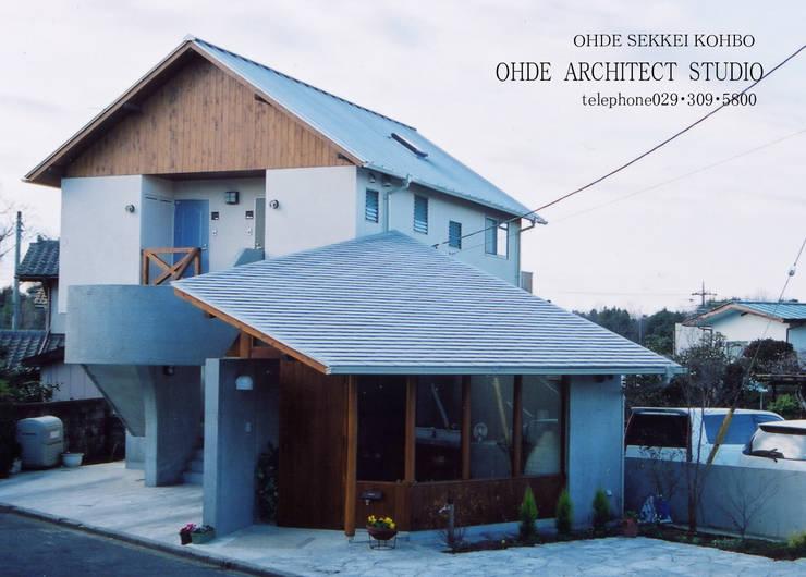 住宅作品: 大出設計工房 OHDE ARCHITECT STUDIOが手掛けた家です。