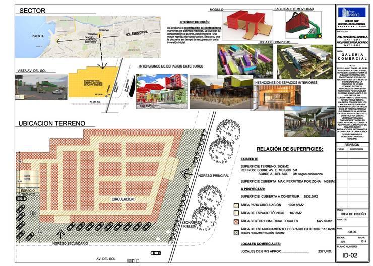 BOCETO DE IDEA - PERU:  de estilo  por E-PROYECT