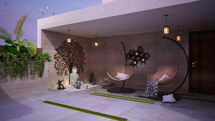 Terrace :   by Idea Associates