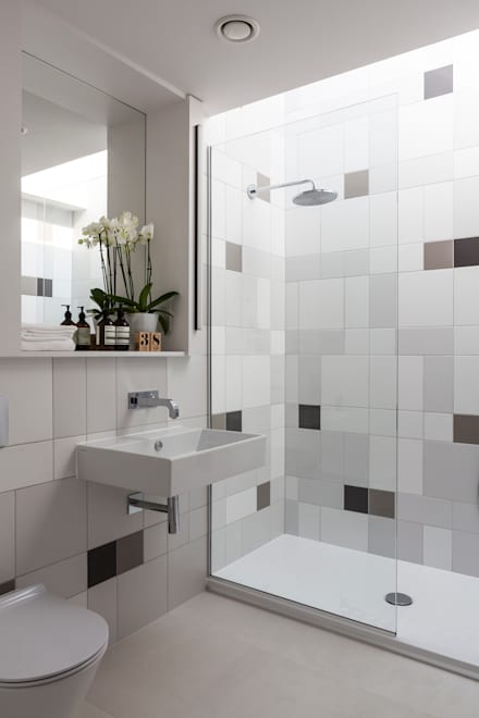Bathroom Modern By Studio Mark Ruthven