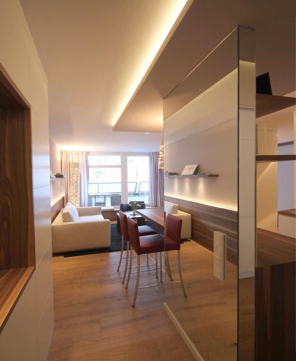 Eingang Garderobe wohnideen interior design einrichtungsideen bilder homify