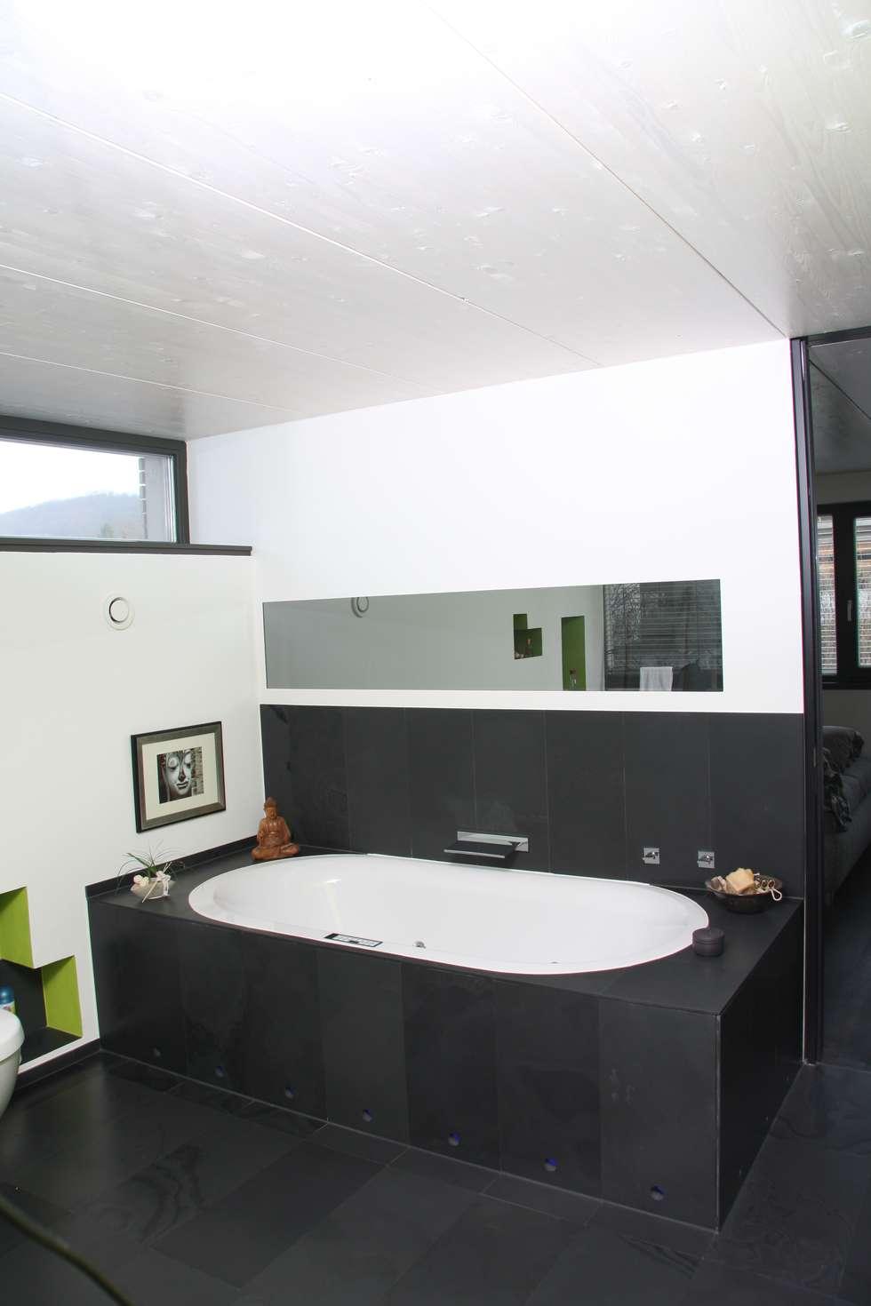 Sichtbeton Verkleidung wohnen mit sichtbeton im passivhaus traumraum beton design by