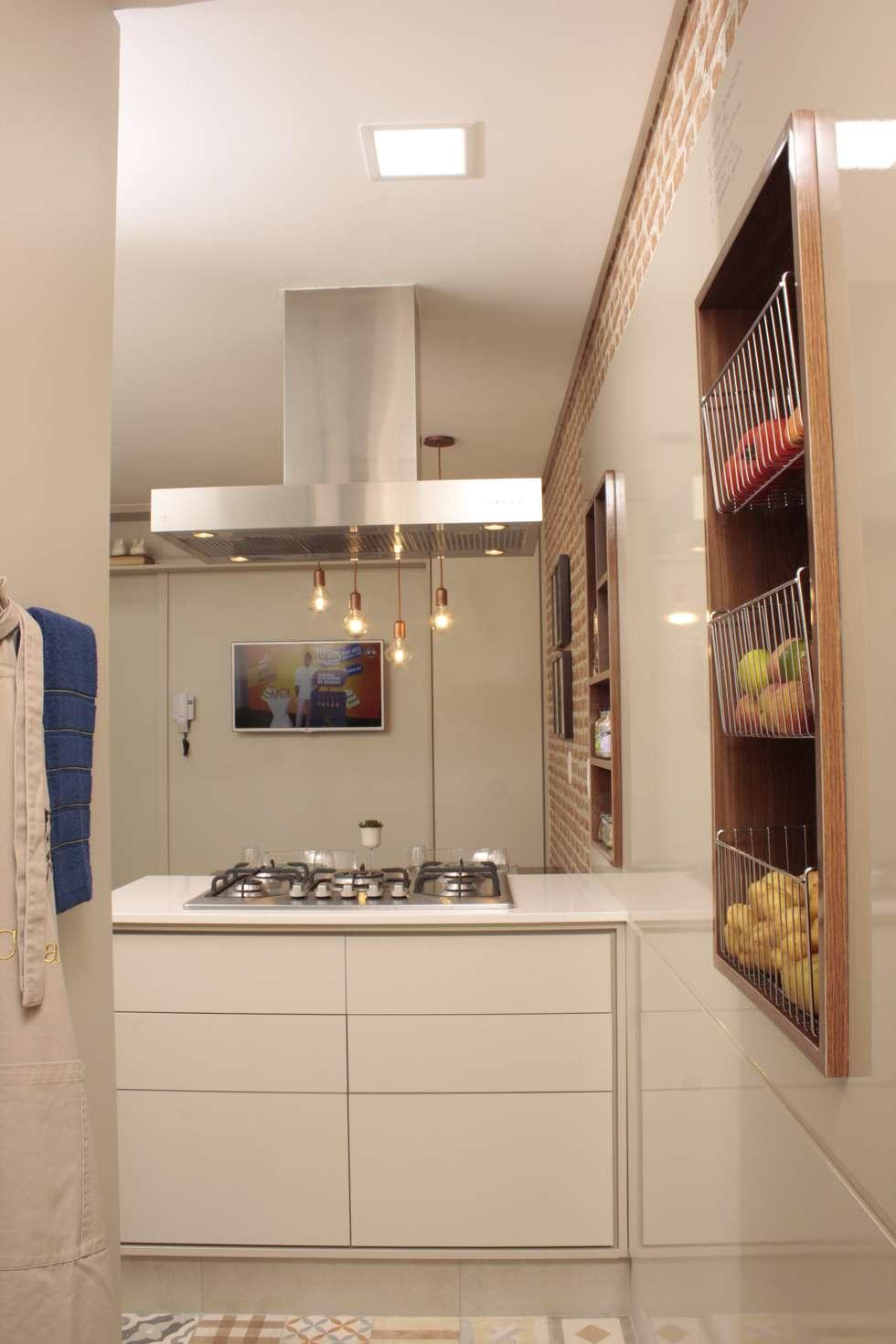 Entzückend Küche Mediterran Referenz Von Mediterrane Küche Von Fernanda Moreira - Design