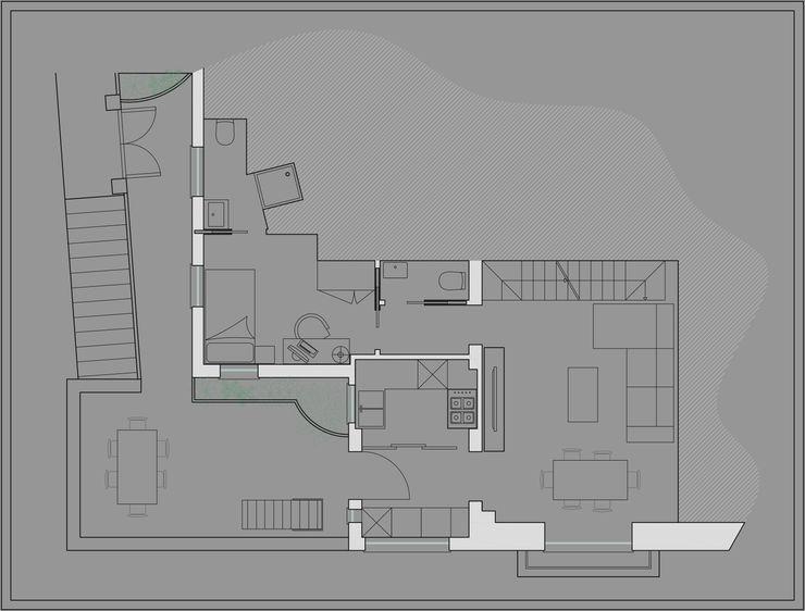 Piano terra Studio Zay Architecture & Design