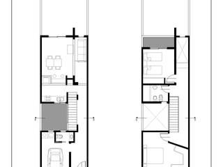Jardines de invierno de estilo moderno de Patricio Galland Arquitectura Moderno