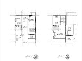 บ้านพักอาศัยสองชั้น อ.สันป่าตอง จ.เชียงใหม่:  บ้านสำหรับครอบครัว by แบบบ้านออกแบบบ้านเชียงใหม่