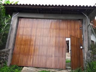 러스틱스타일 주택 by Brand Arquitecto interiorista paisajista 러스틱 (Rustic)
