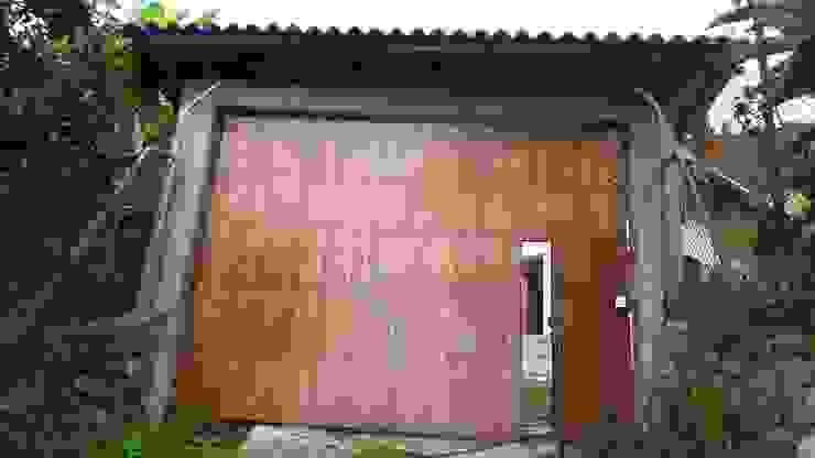 El Chalet reserva Casas de estilo rústico de Brand Arquitecto interiorista paisajista Rústico