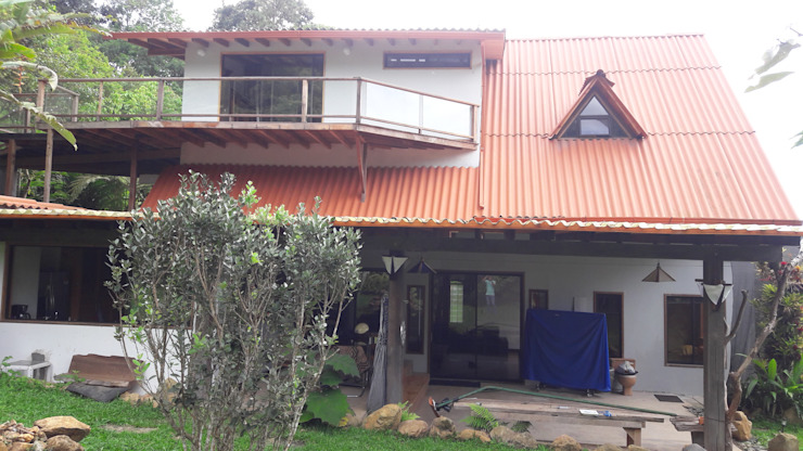 El Chalet reserva de Brand Arquitecto interiorista paisajista Rural